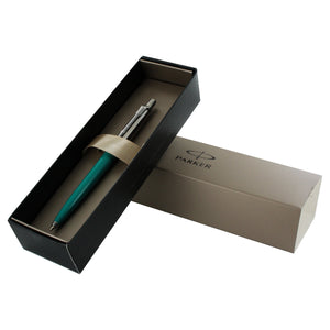 Parker Jotter 60th Anniversary Special Edition Retractable Ballpoint Pen - Blue-Green