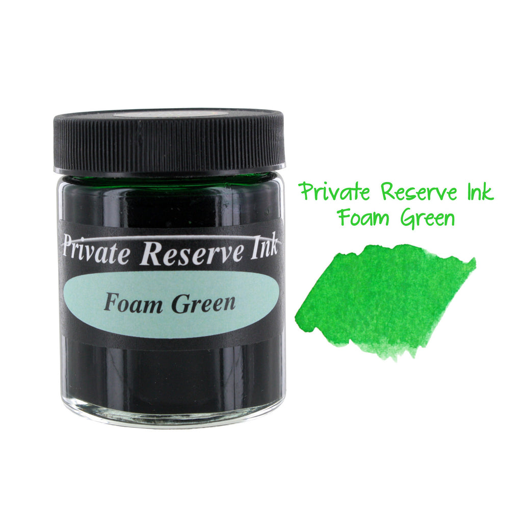 Private Reserve Fountain Pen Bottled Ink, 50ml - Foam Green