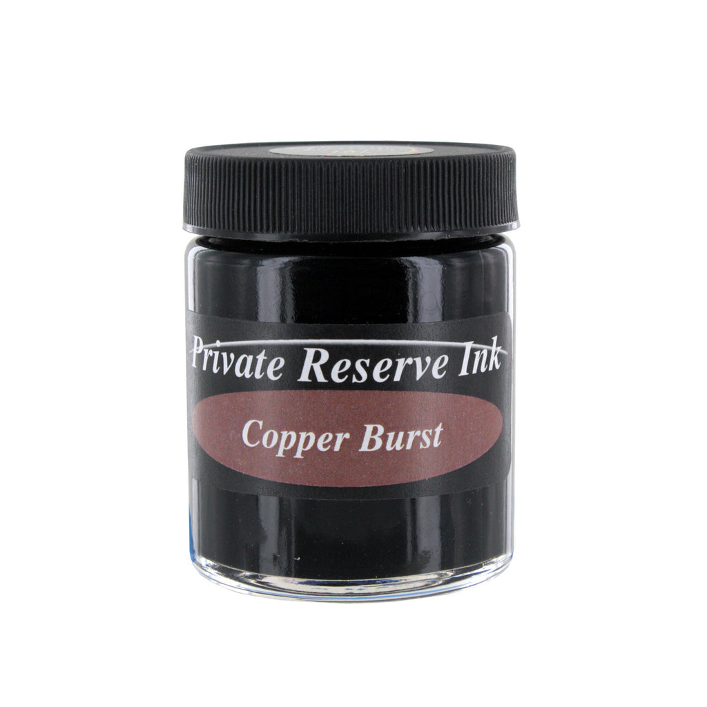 Private Reserve Fountain Pen Bottled Ink, 50ml - Copper Burst Brown