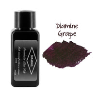 Diamine Fountain Pen Bottled Ink, 30ml - Grape