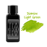 Diamine Fountain Pen Bottled Ink, 30ml - Light Green