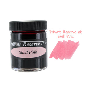 Private Reserve Fountain Pen Bottled Ink, 50ml - Shell Pink
