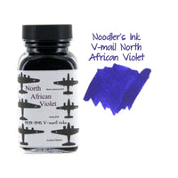 Noodler's Ink Fountain Pen Bottled Ink, 3oz - VMail North African Violet