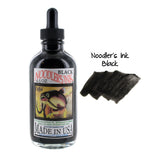 Noodler's Ink Fountain Pen Bottled Ink w/ Eyedropper, 4.5 oz. - Black