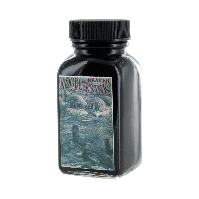Noodler's Ink Fountain Pen Bottled Ink, 3oz - Beaver
