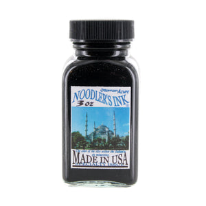 Noodler's Ink Fountain Pen Bottled Ink, 3oz - Ottoman Azure