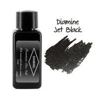 Diamine Fountain Pen Bottled Ink, 30ml - Jet Black
