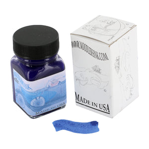 Noodler's Ink Fountain Pen Bottled Ink, 1oz - Luxury Blue Eternal