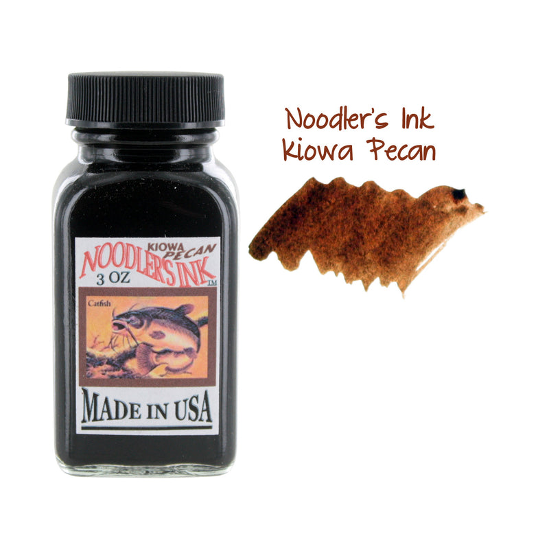 Noodler's Ink Fountain Pen Bottled Ink, 3oz - Kiowa Pecan