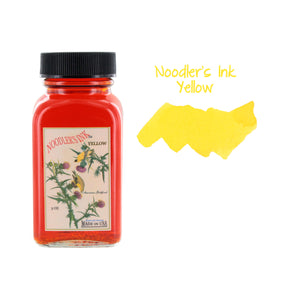Noodler's Ink Fountain Pen Bottled Ink, 3oz - Yellow
