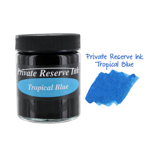 Private Reserve Fountain Pen Bottled Ink, 50ml - Tropical Blue