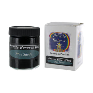 Private Reserve Fountain Pen Bottled Ink, 50ml - Blue Suede