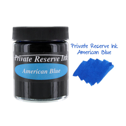 Private Reserve Fountain Pen Bottled Ink, 50ml - American Blue