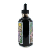 Noodler's Ink Fountain Pen Bottled Ink w/ Eyedropper, 4.5 oz. - Black Watererase