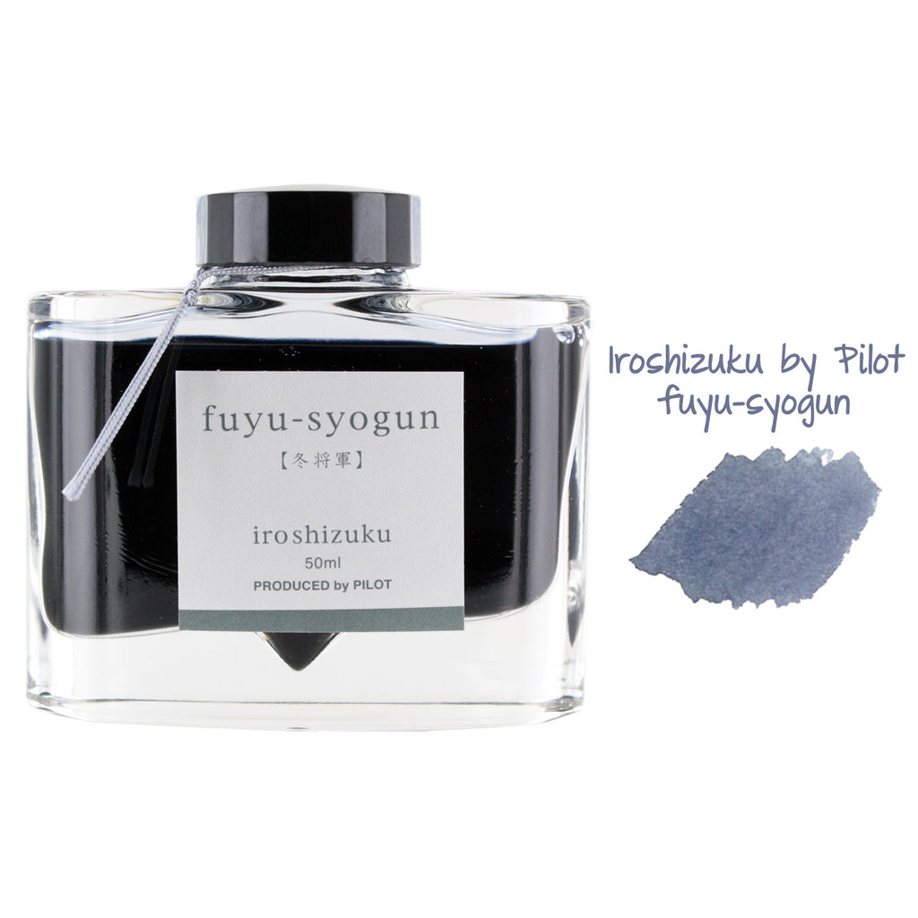 Pilot Iroshizuku Bottled Fountain Pen Ink, 50ml - Fuyu-Syogun