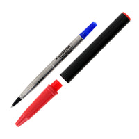 Parker Beta Standard Black with Red Trim Rollerball Pen