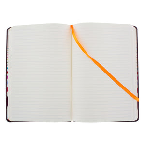 Rhodia Rhodiarama A5 Webnotebook, 5.5 in x 8.25, Lined - Chocolate (118743)