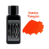 Diamine Fountain Pen Bottled Ink, 30ml - Pumpkin