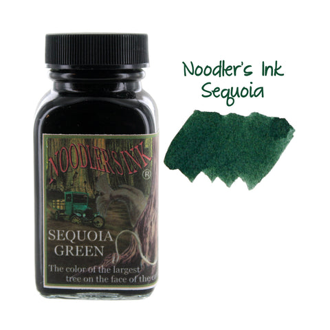 Noodler's Ink Fountain Pen Bottled Ink, 3oz - Sequoia