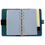 Filofax The Original Personal Organizer, 6.75 x 3.75 -  Dark Aqua