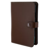 Filofax The Original Personal Organizer, 6.75 x 3.75 -  Retro Brown