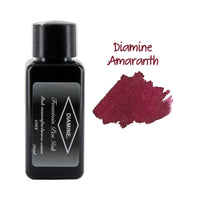 Diamine Fountain Pen Bottled Ink, 30ml - Amaranth Red