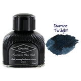 Diamine Fountain Pen Bottled Ink, 80ml - Twilight (Blue)