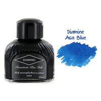 Diamine Fountain Pen Bottled Ink, 80ml - Asa Blue