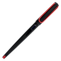 Lamy Joy ABS Black with Red Trim Calligraphy Fountain Pen, 1.5mm