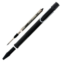 Lamy Safari Retractable Ballpoint Pen - Shiny Black