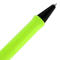 Lamy Safari Retractable Ballpoint Pen - Neon Lime