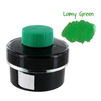 Lamy T52 Fountain Pen Bottled Ink, 50ml - Green