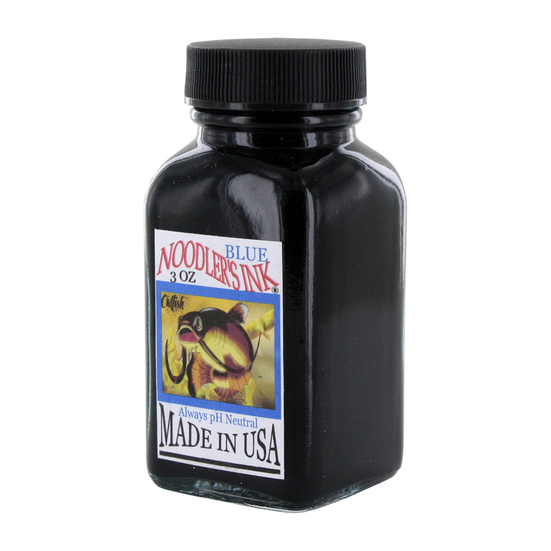 Noodler's Ink Fountain Pen Bottled Ink, 3oz - Blue