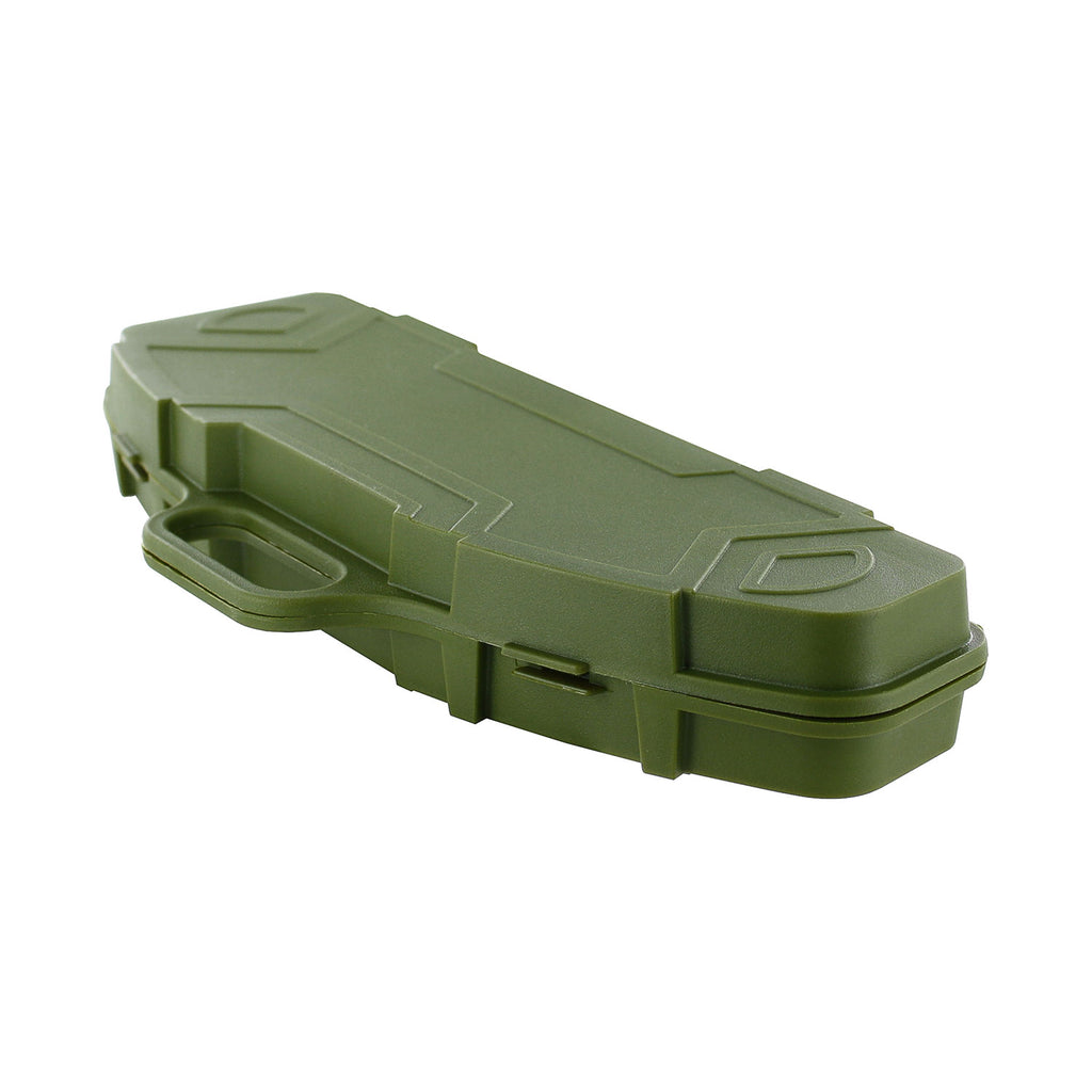 Rifle Case Pen Box in OD Green