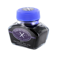 Thornton's Luxury Goods Fountain Pen Ink Bottle, 30ml - Blue Ink