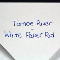 Tomoe River Stationery Tablet Paper, 100 Sheets, White (8.00 X 11.50)