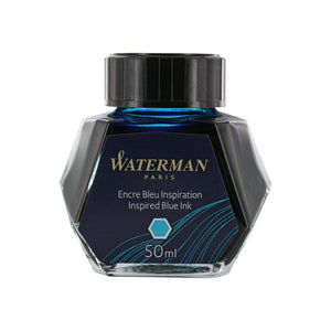 Waterman Inspired Blue Fountain Pen Bottled Ink For Fountain Pens