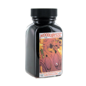 Noodler's Ink Fountain Pen Bottled Ink, 3oz - Dragons Napalm Red