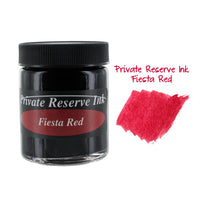 Private Reserve Fountain Pen Bottled Ink, 50ml - Fiesta Red