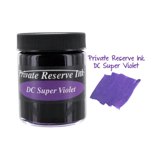 Private Reserve Fountain Pen Bottled Ink, 50ml - DC Super Violet