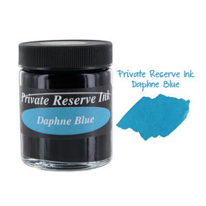 Private Reserve Fountain Pen Bottled Ink, 50ml - Daphne Blue