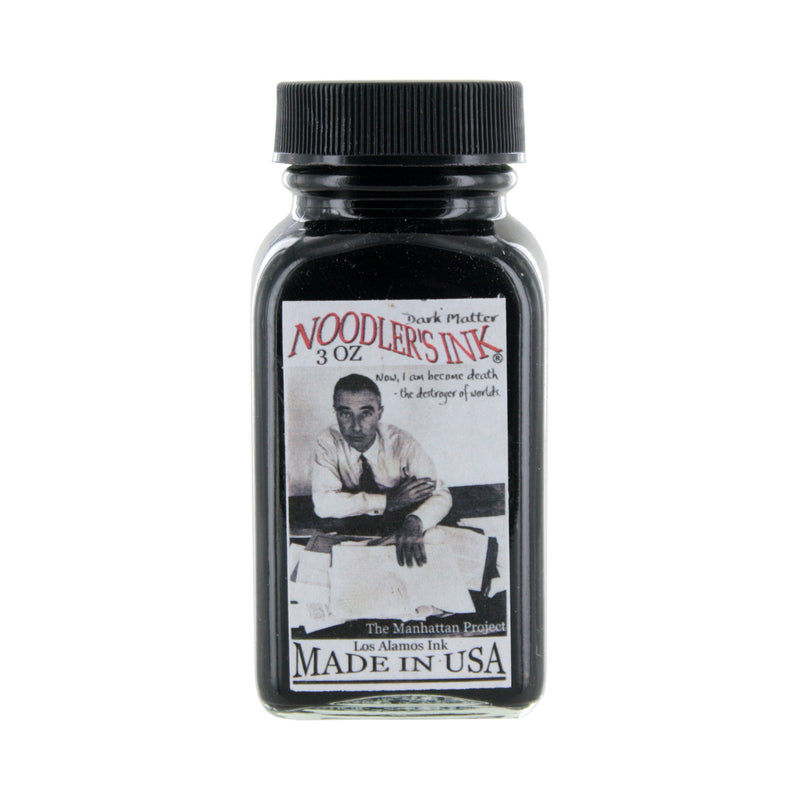Noodler's Ink Fountain Pen Bottled Ink, 3oz - Dark Matter