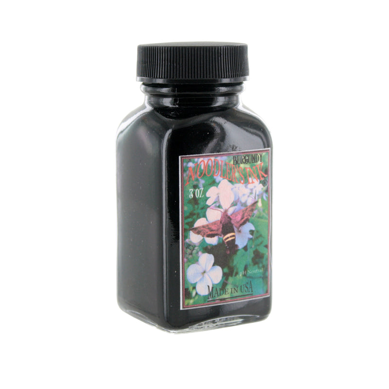 Noodler's Ink Fountain Pen Bottled Ink, 3oz - Burgundy