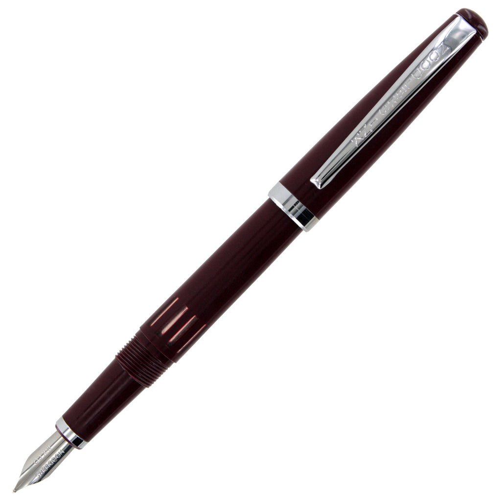 Noodler's Ink Nib Creaper Standard Flex Fountain Pen - Burgundy