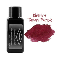 Diamine Fountain Pen Bottled Ink, 30ml - Tyrian Purple