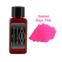 Diamine Fountain Pen Bottled Ink, 30ml - Hope Pink