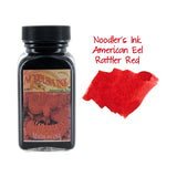 Noodler's Ink Fountain Pen Bottled Ink, 3oz - American Eel Rattler Red
