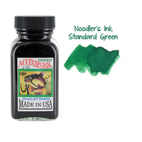 Noodler's Ink Fountain Pen Bottled Ink, 3oz - Standard Green