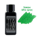 Diamine Fountain Pen Bottled Ink, 30ml - Ultra Green