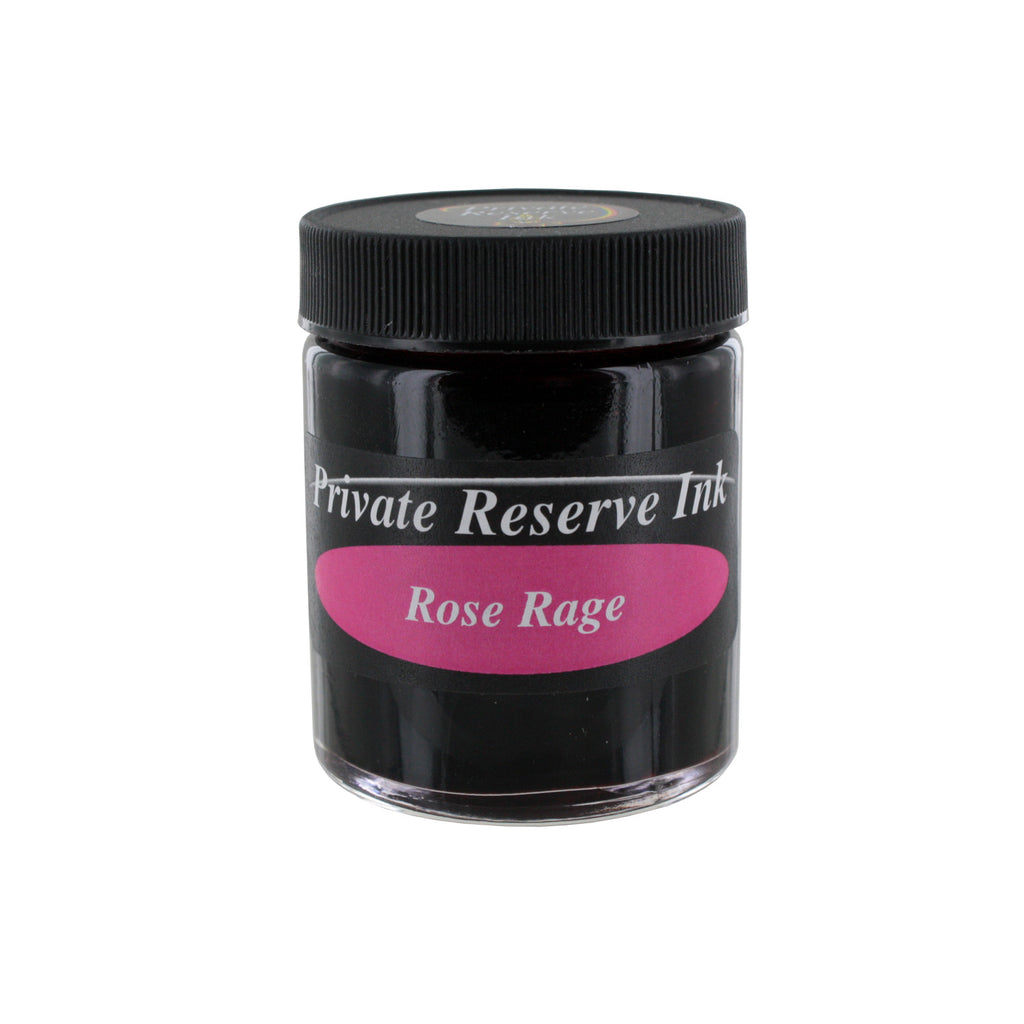 Private Reserve Fountain Pen Bottled Ink, 50ml - Rose Rage Pink